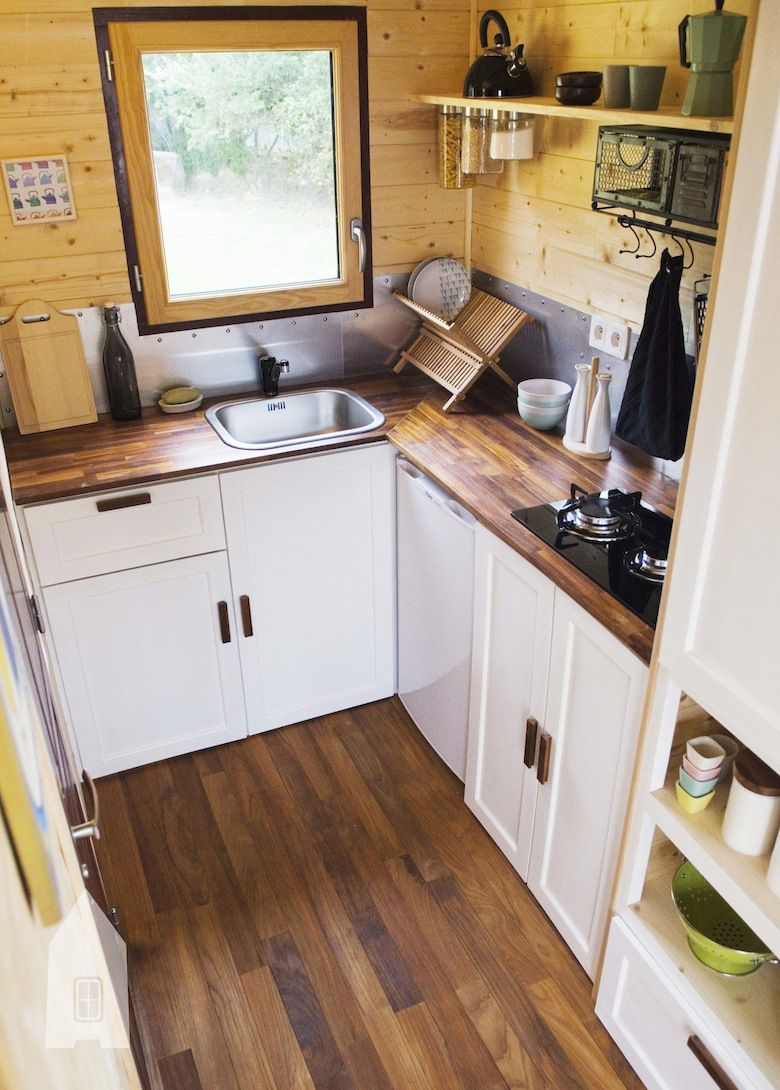 Tiny house baluchon 1
