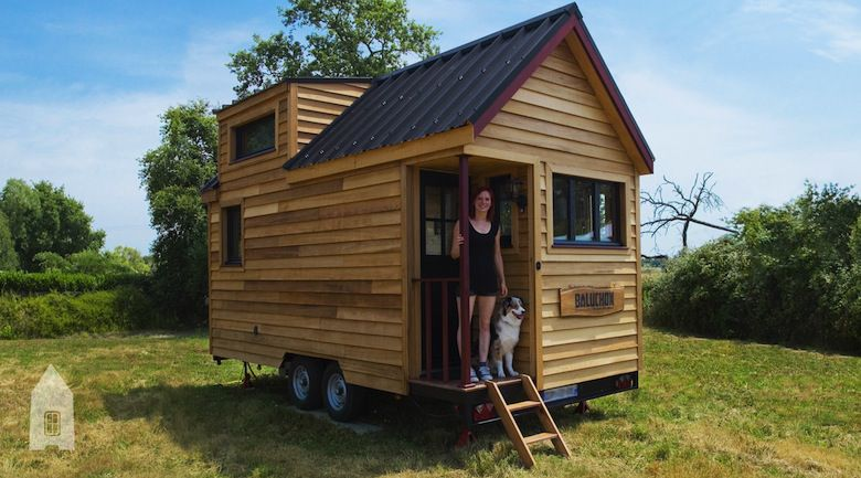 Tiny house baluchon 3