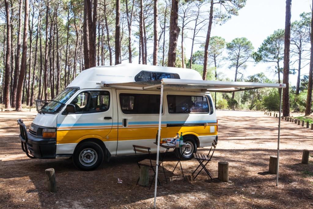 Les démarches administratives pour vivre dans un camping-car ou un van aménagé à l'année