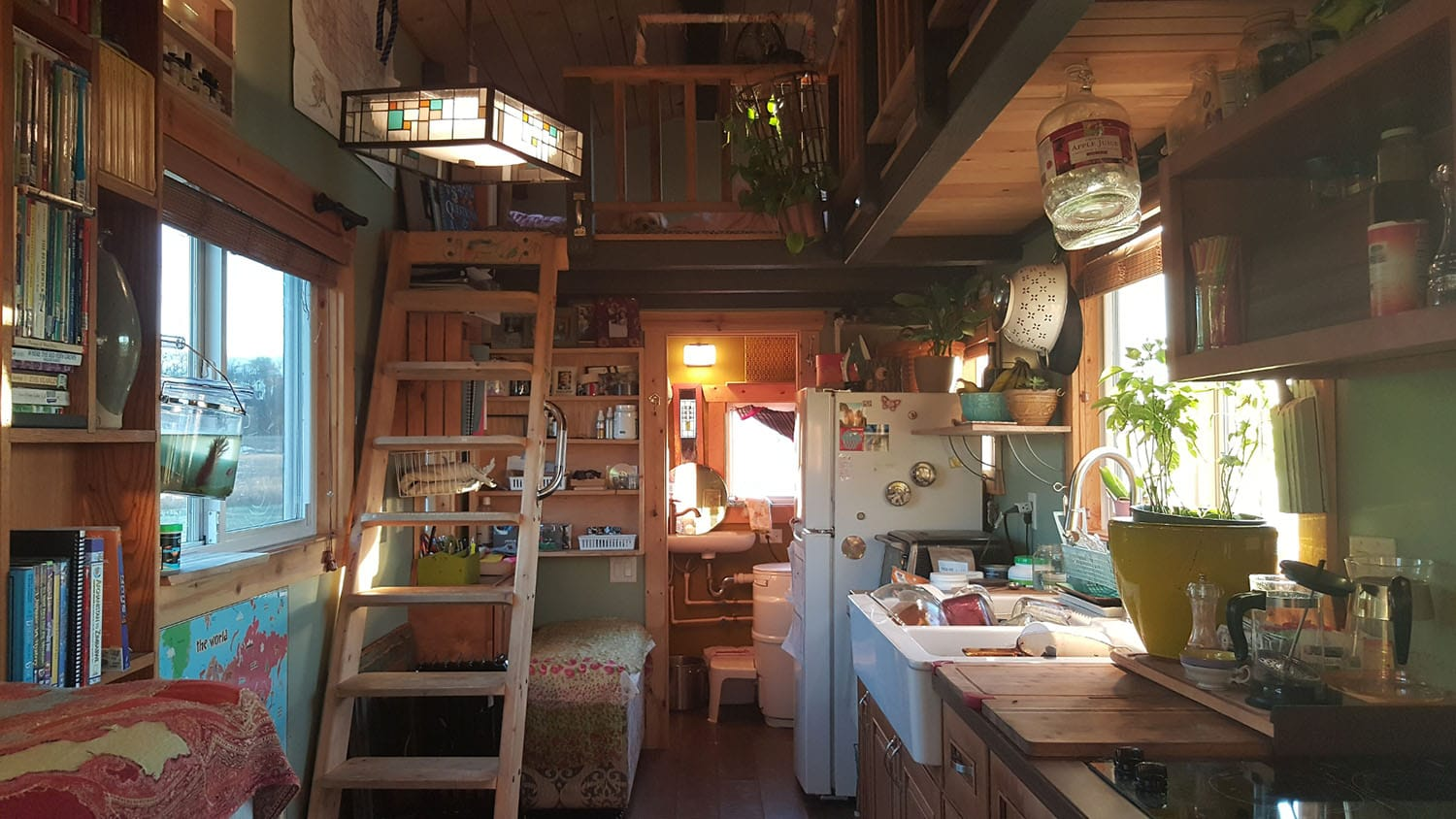 bless this tiny house