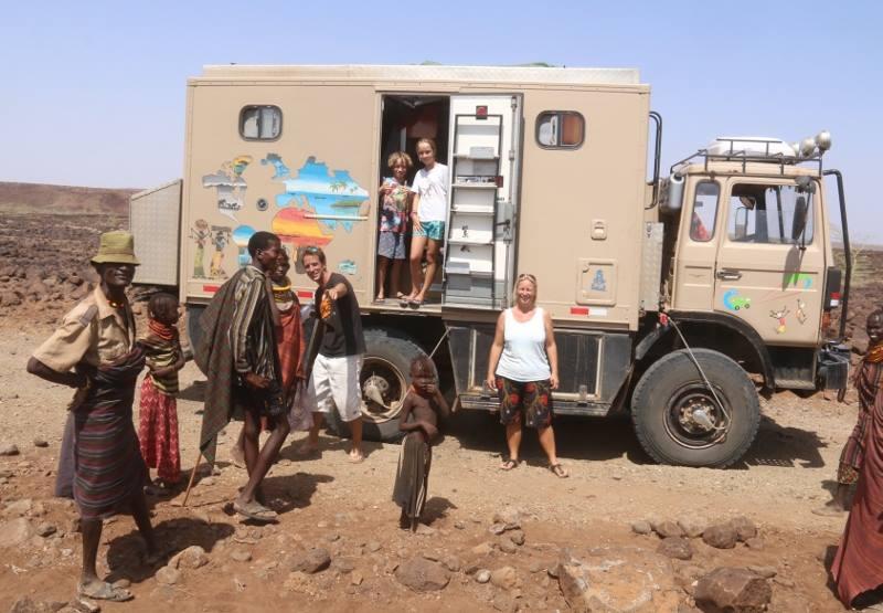 Essayer le nomadisme en famille : les Dacaluf