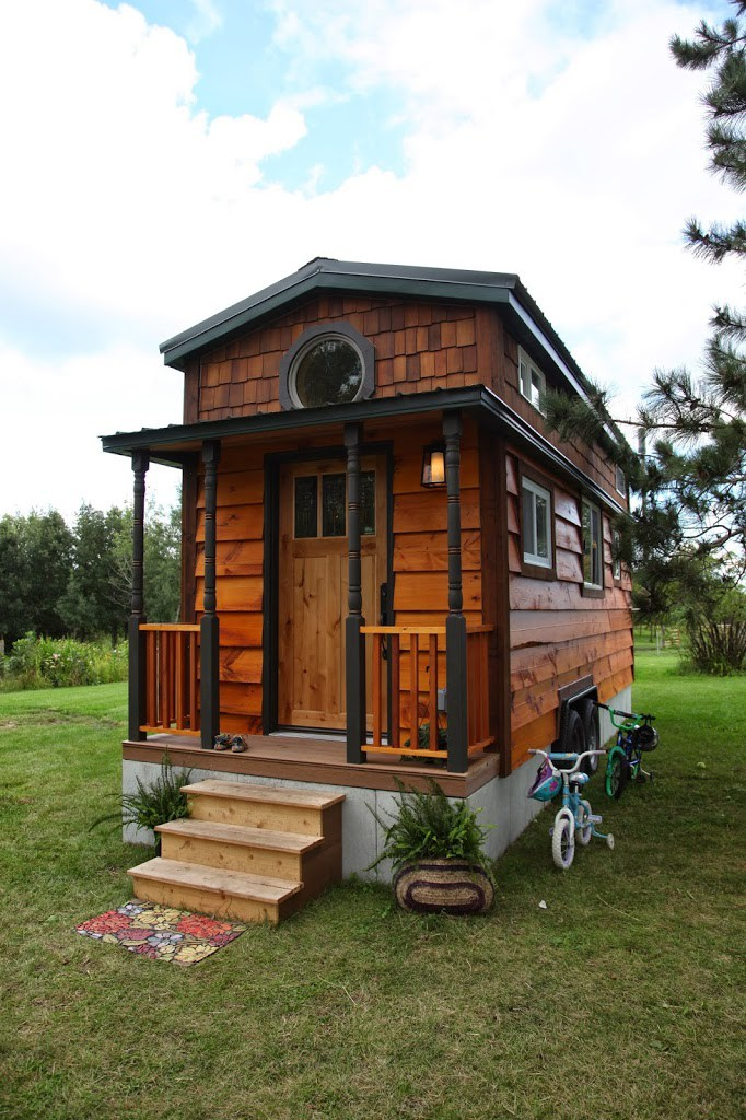 tiny house exterieur