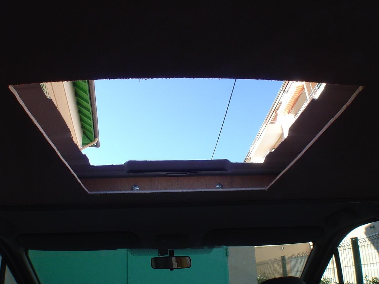 installer un lanterneau ou un toit ouvrant