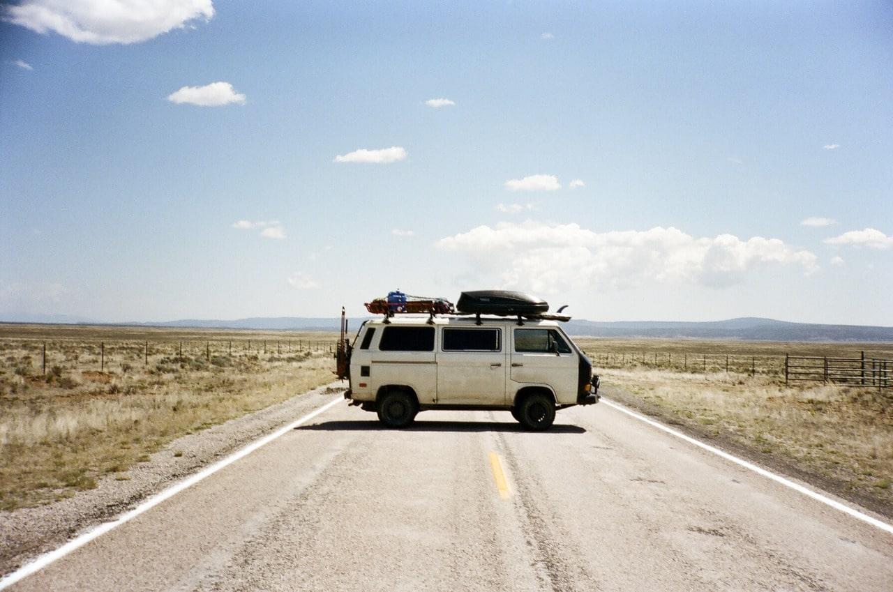 vivre en van nomade