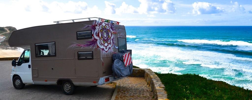 vivre dans un camping-car en famille