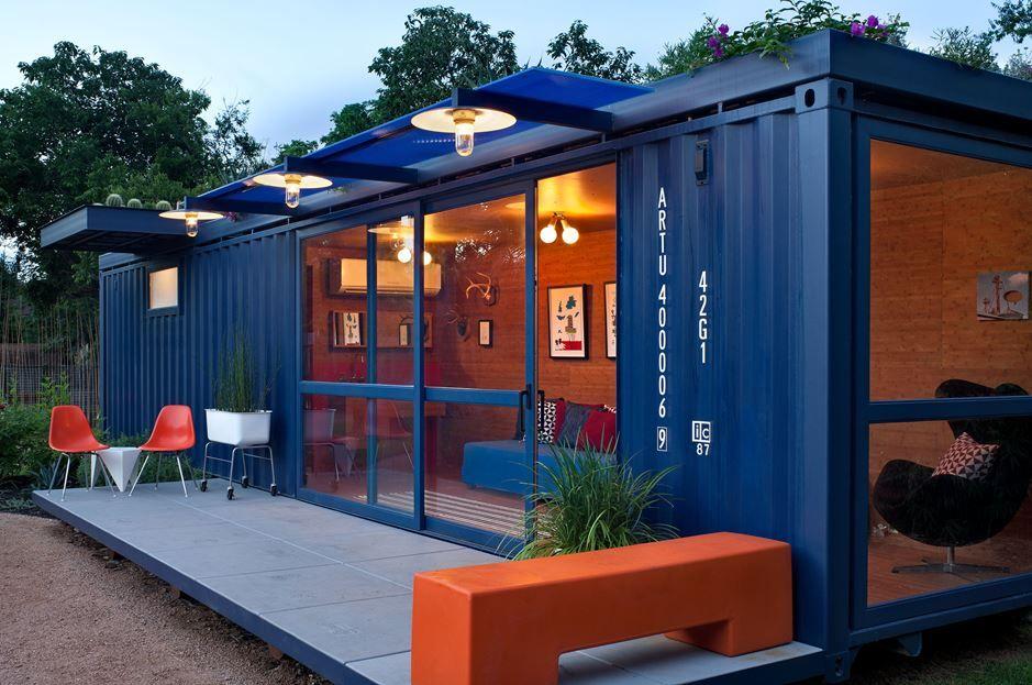 Bien connu Construire une maison alternative pas chère : 10 types d  RG61
