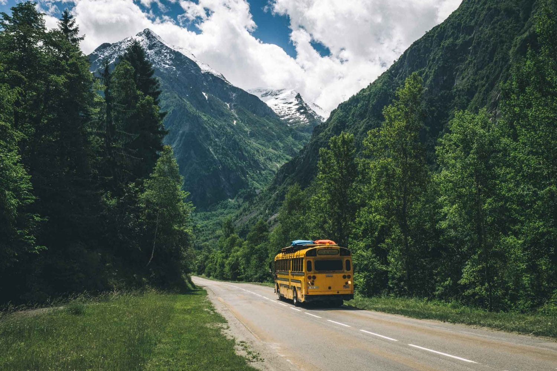 Bus aménagé