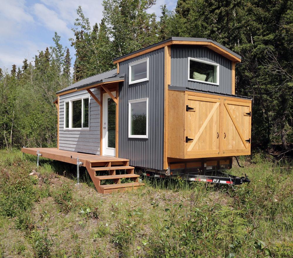 Construire Sa Propre Tiny House Plans Gratuits Et Questions Pratiques