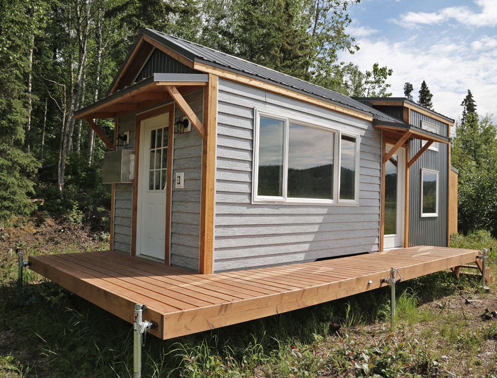 tiny house plan gratuit