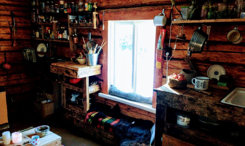 maison tout en bois