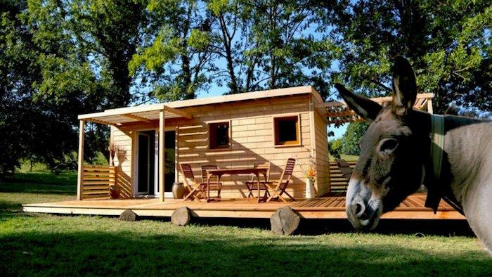 maison écologique en bois pas chère
