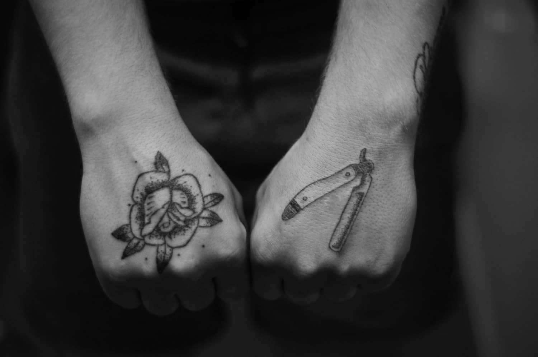 tatouage hypster