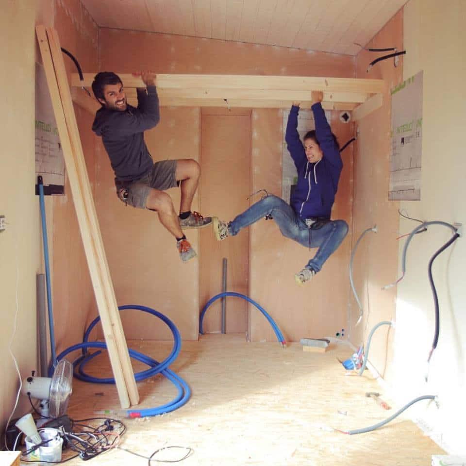 Auto-construire une Tiny House
