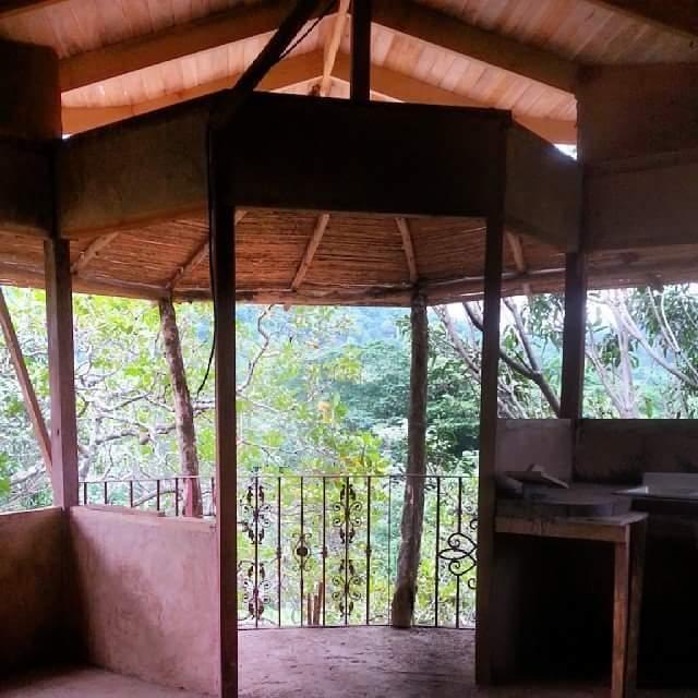 Maison ecologique communaute permaculture