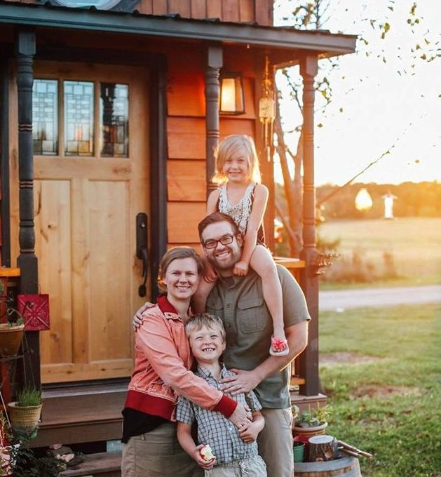 Tiny House en famille : la vie alternative de la famille Kasl