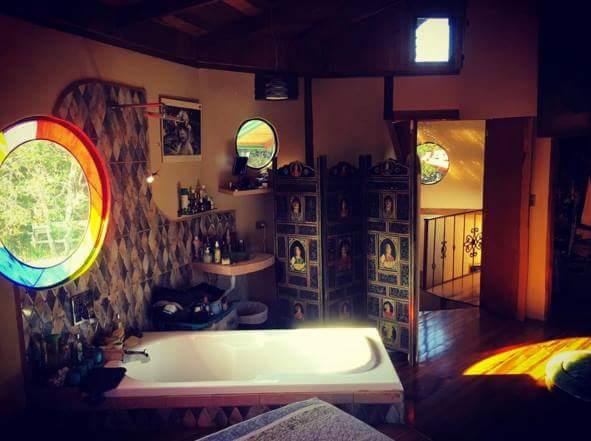 maison d'hotes permaculture communaute