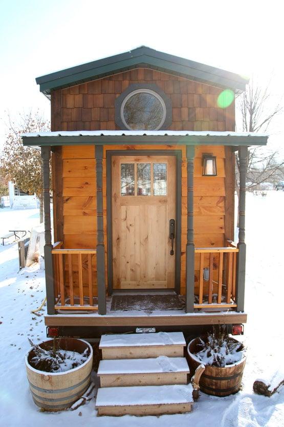 tiny house hiver