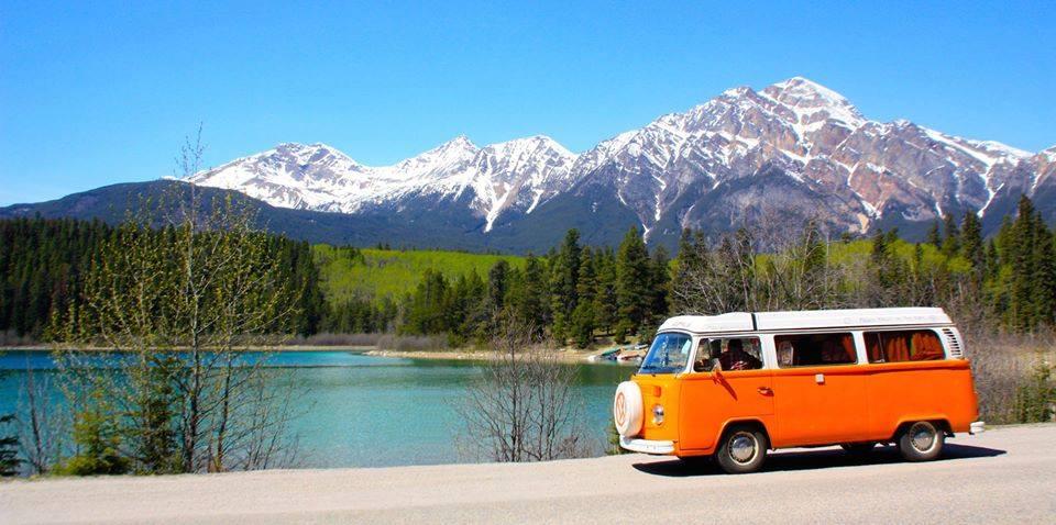 voyager dans un VW