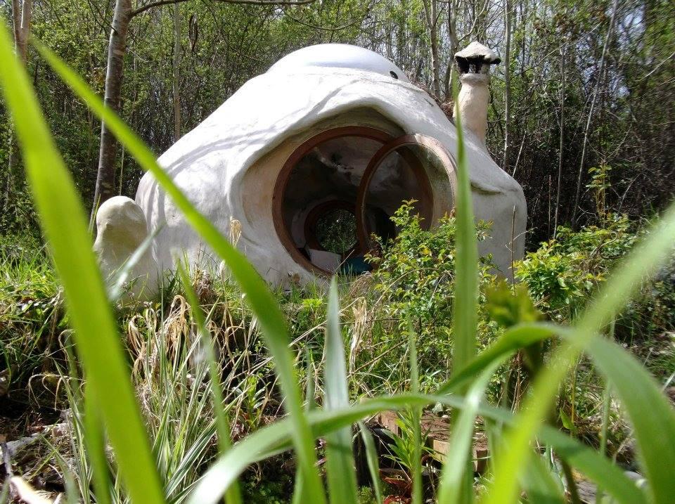 Kerterre maison écologique auconstruite