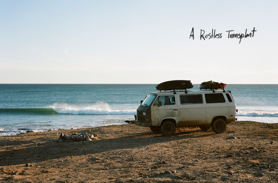vivre et voyager en van