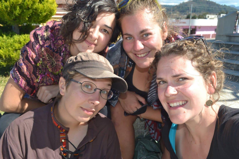 voyager quand on est une femme en Amérique du sud vivre en van seule