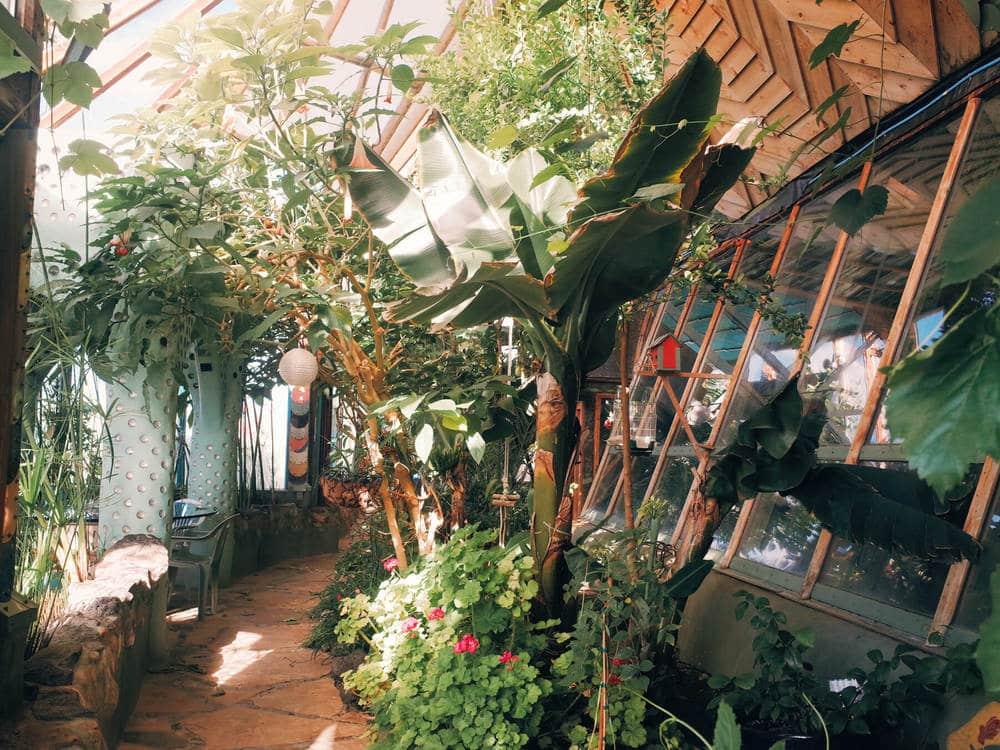 vivre en earhtship permaculture