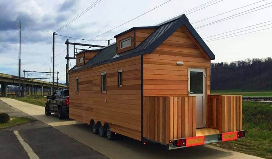 Tiny House route