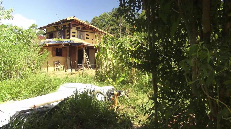 Maison écovillage