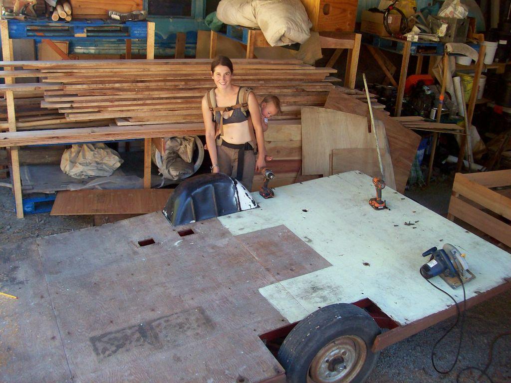 Construire Sa Propre Tiny House Remorque