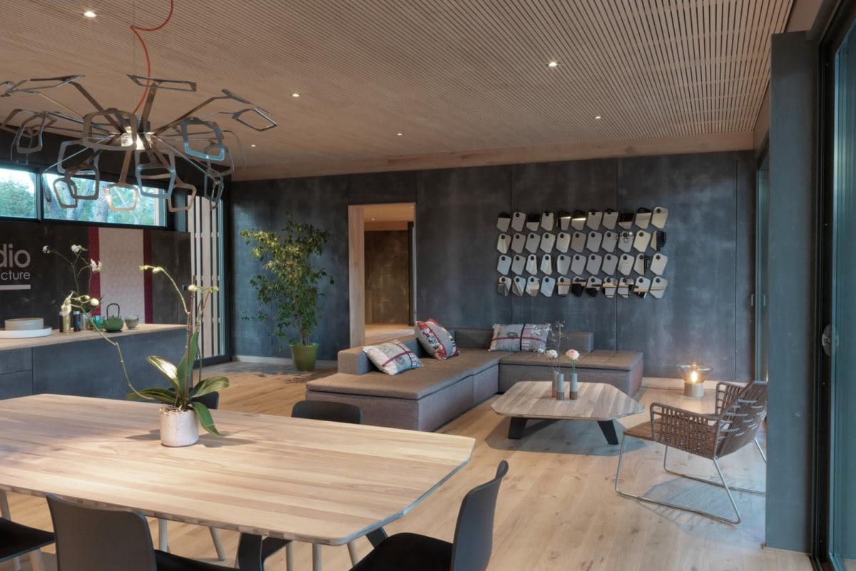 Pop Up House maison écologique française