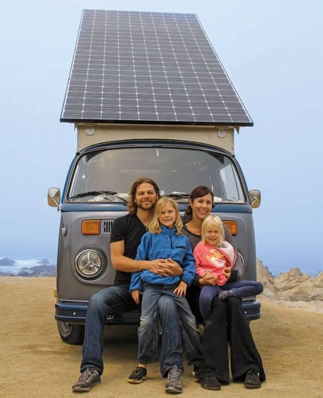 van électrique combi volkswagen
