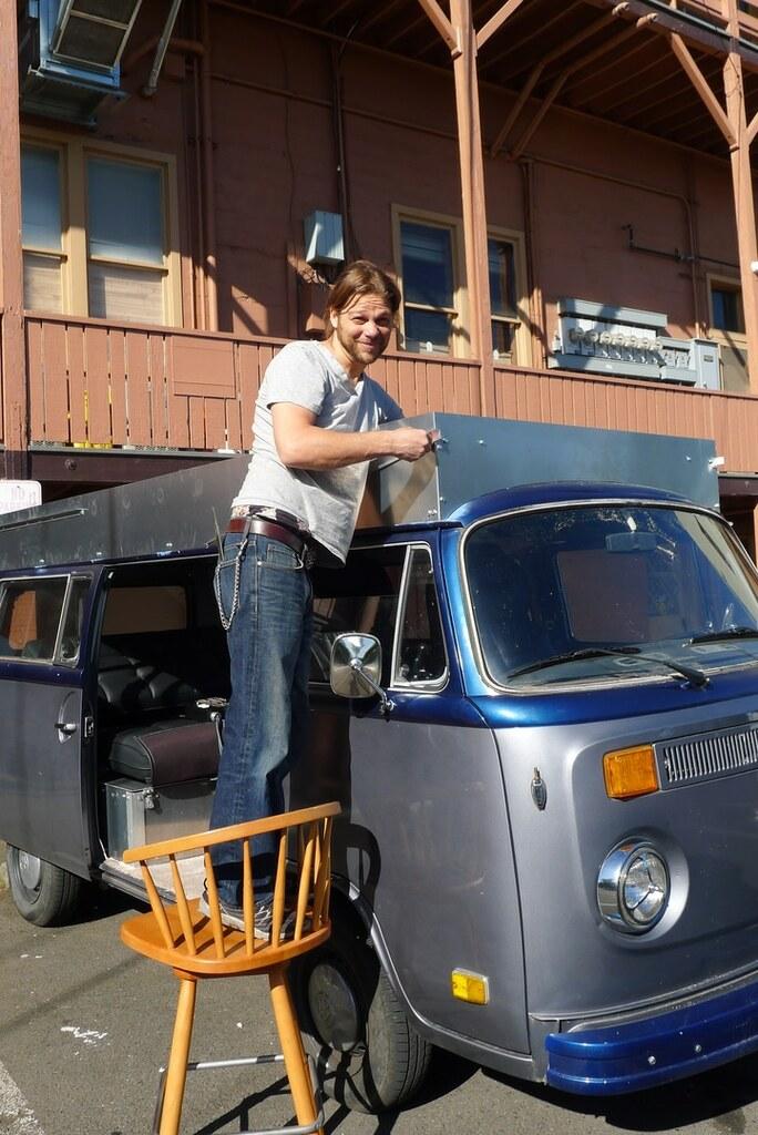minibus combi volkswagen électrique