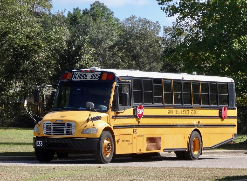 importer un bus scolaire