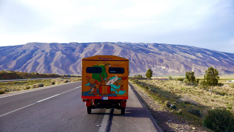 voyager en tuk-tuk solaire