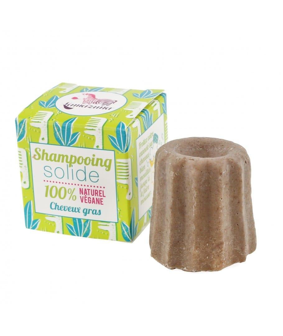 shampoing solide zéro déchet naturel