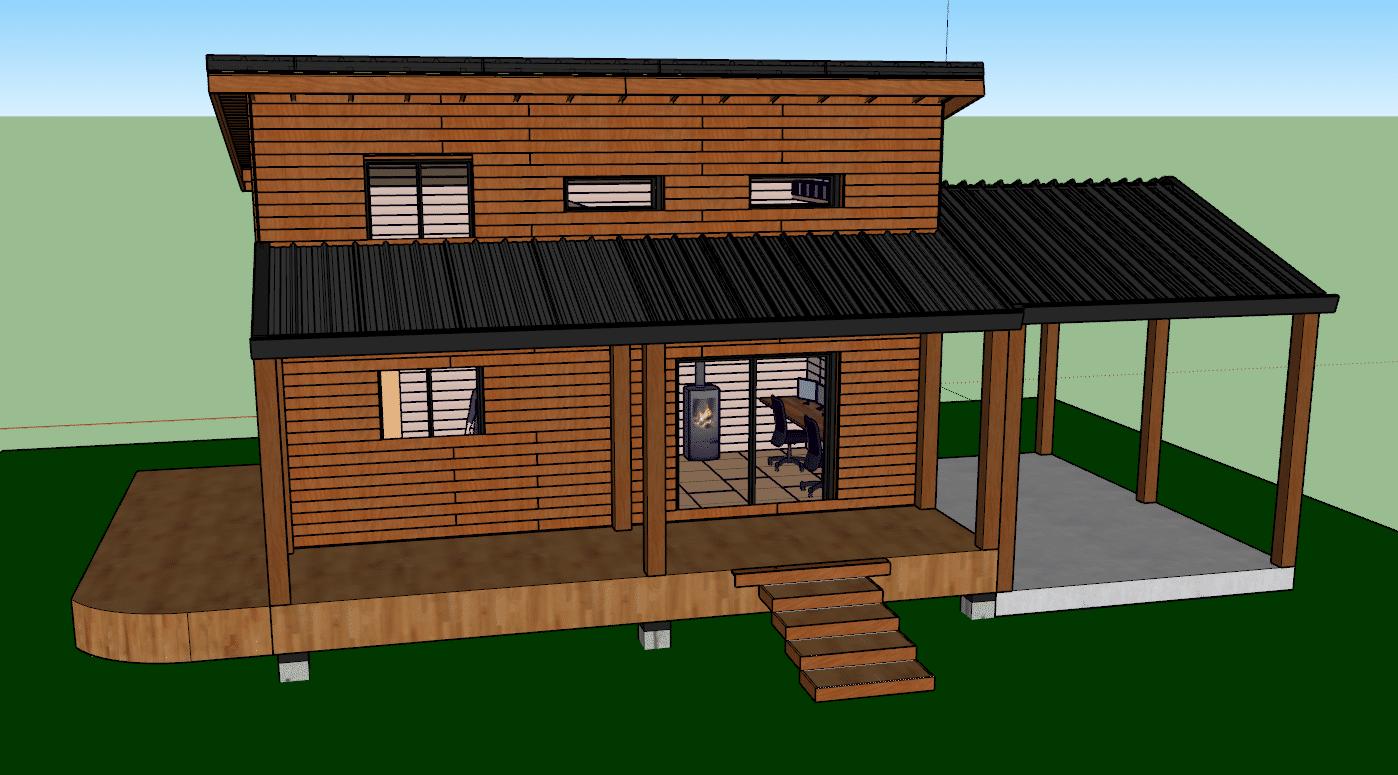autoconstruction tiny house sans remorque