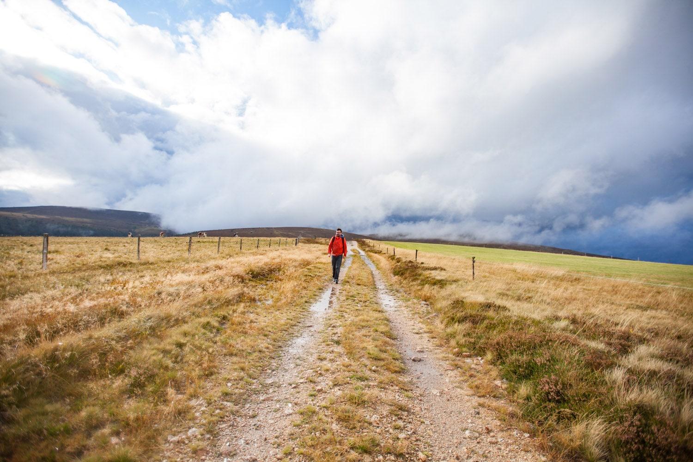 randonnée dans les Hautes Chaumes