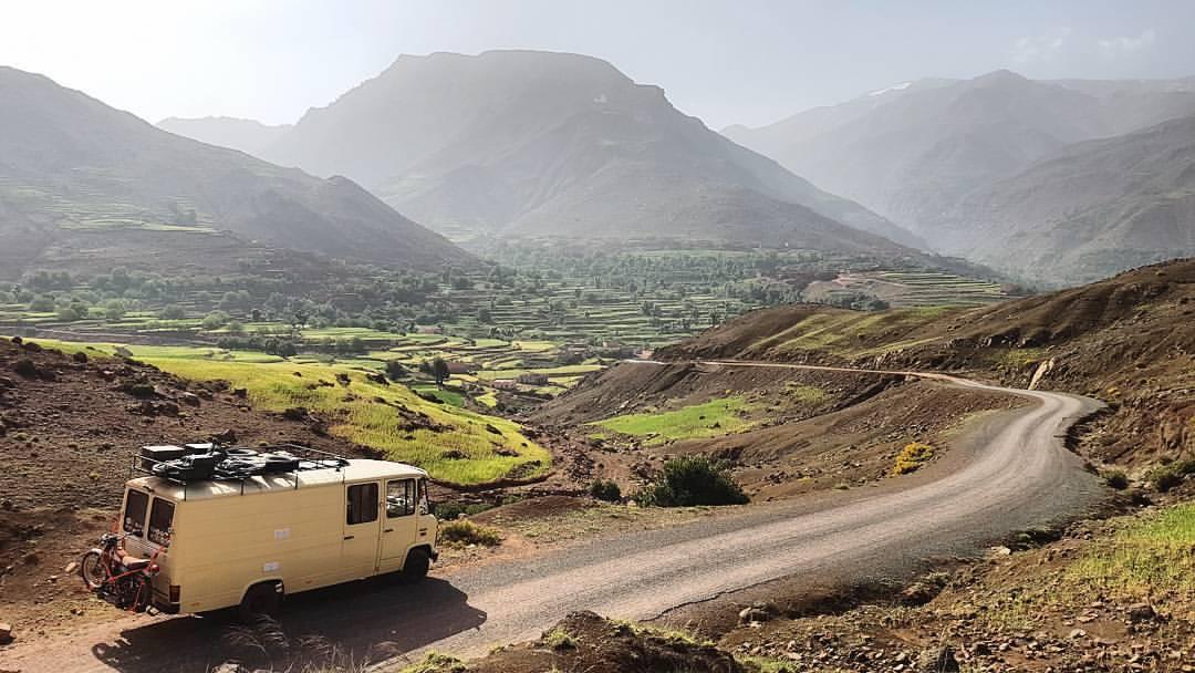 van Maroc
