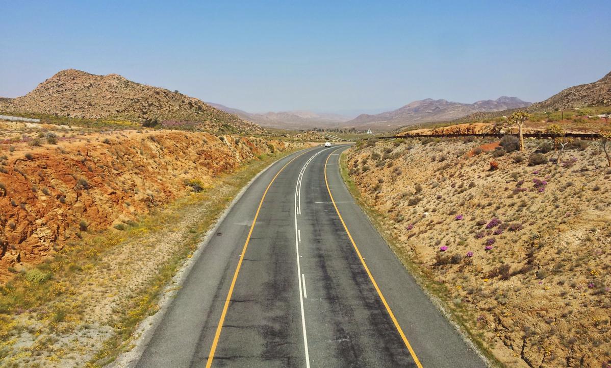 voyage seule auto-stop