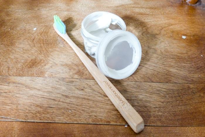 brosse à dent écologique Zéro déchet