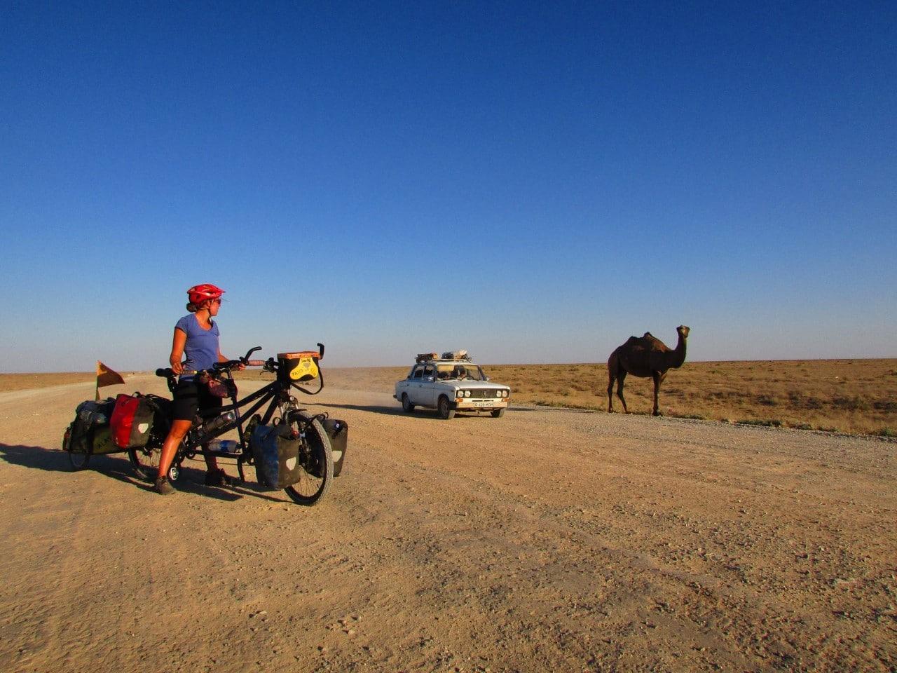 Slow travel : voyager à vélo un mode de transport alternatif et écologique