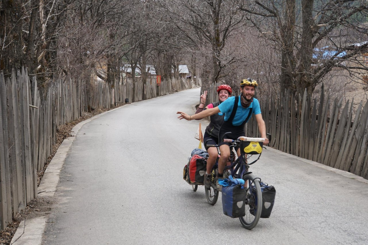 Voyager à vélo tour du monde