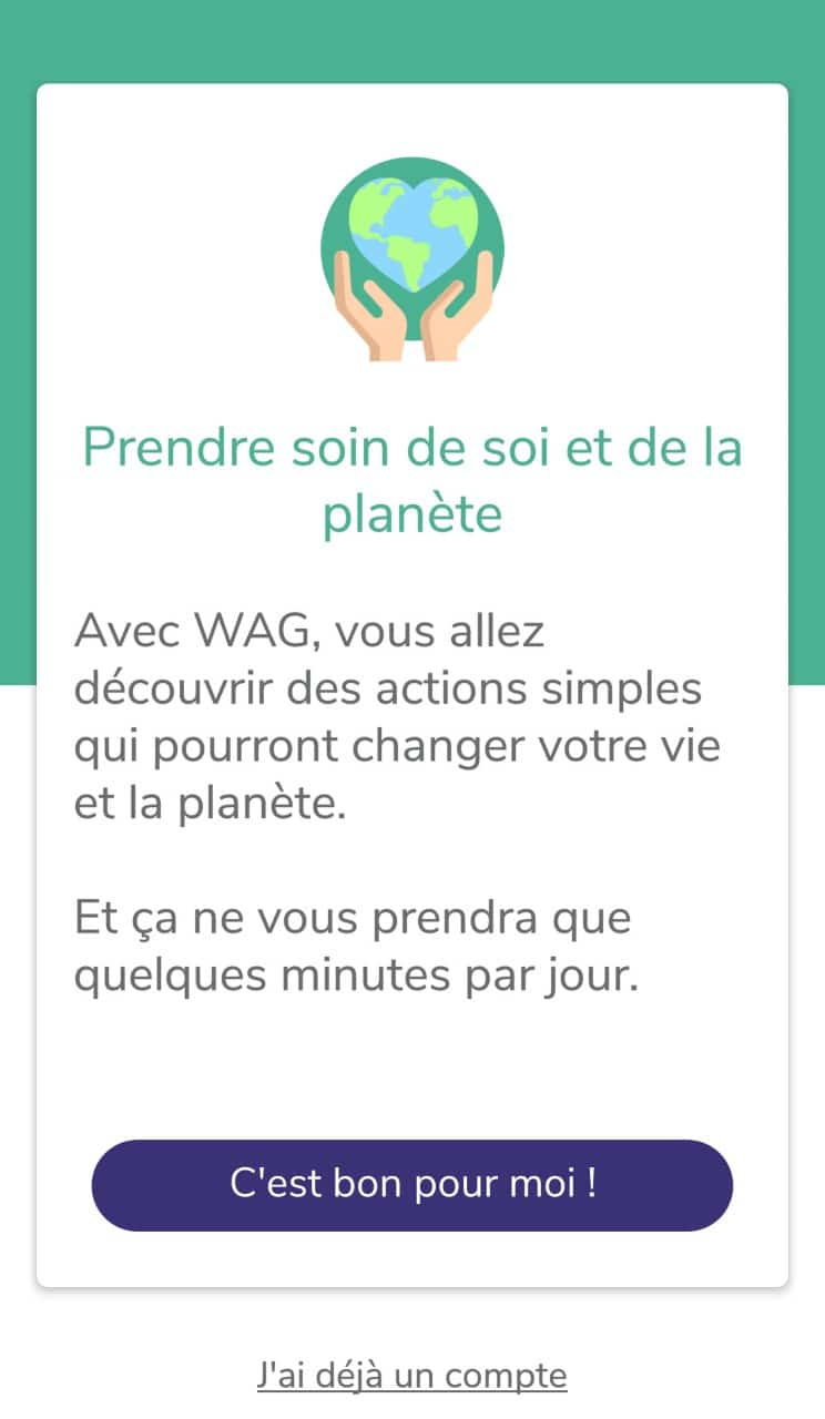 mieux consommer application WWF