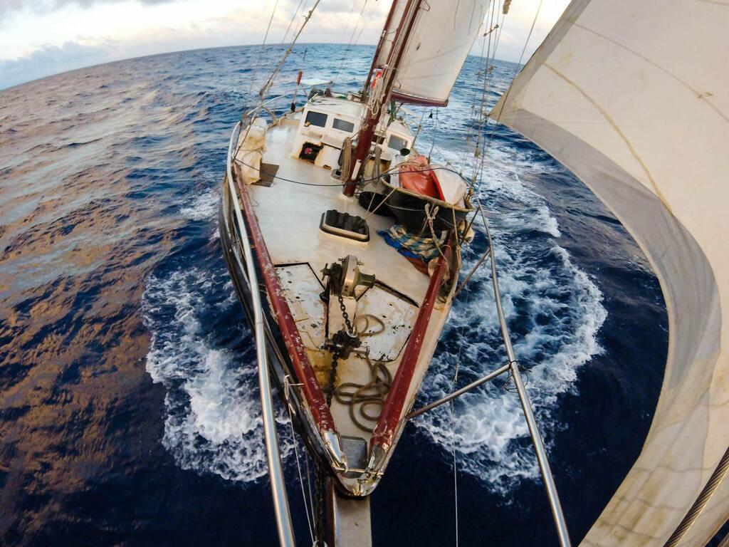 voyager en voilier