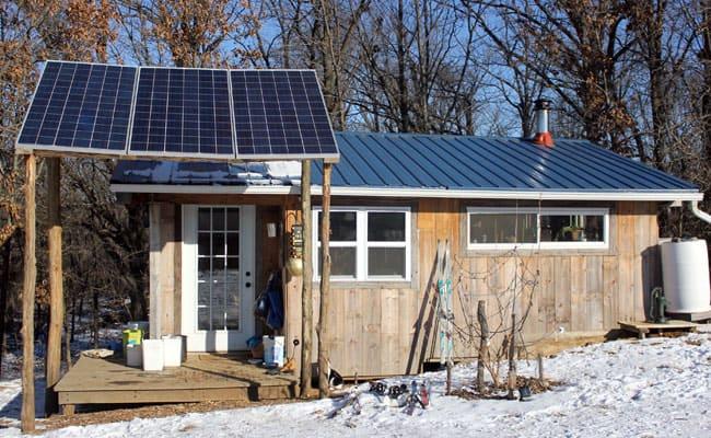 autonomie panneaux solaires