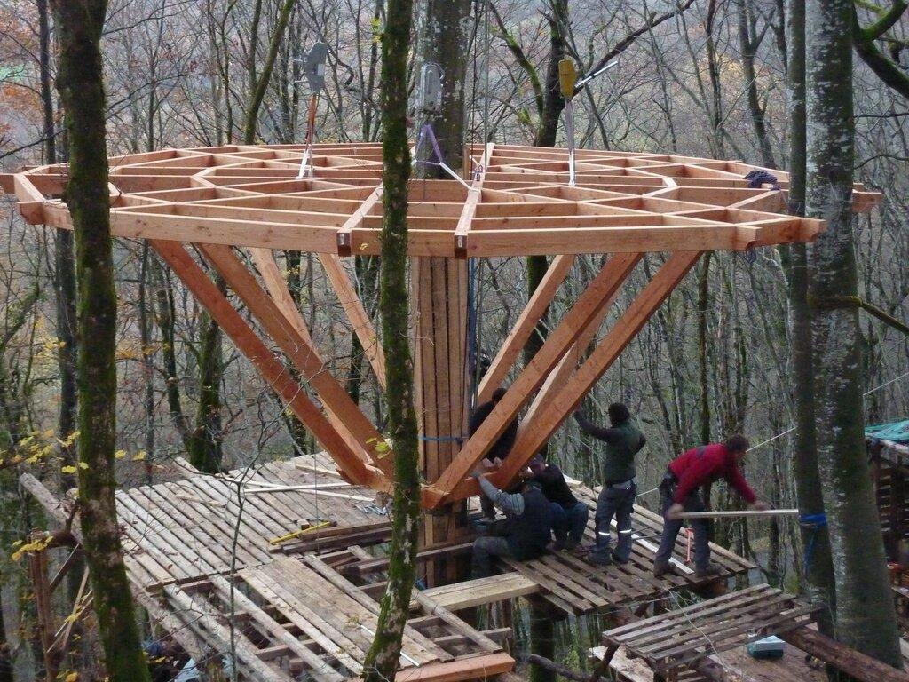 cabane habitat alternatif