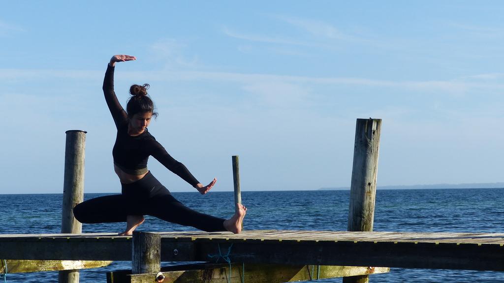 yoga vanlife