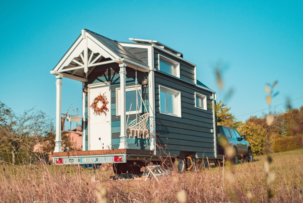 tour du monde avec Tiny House