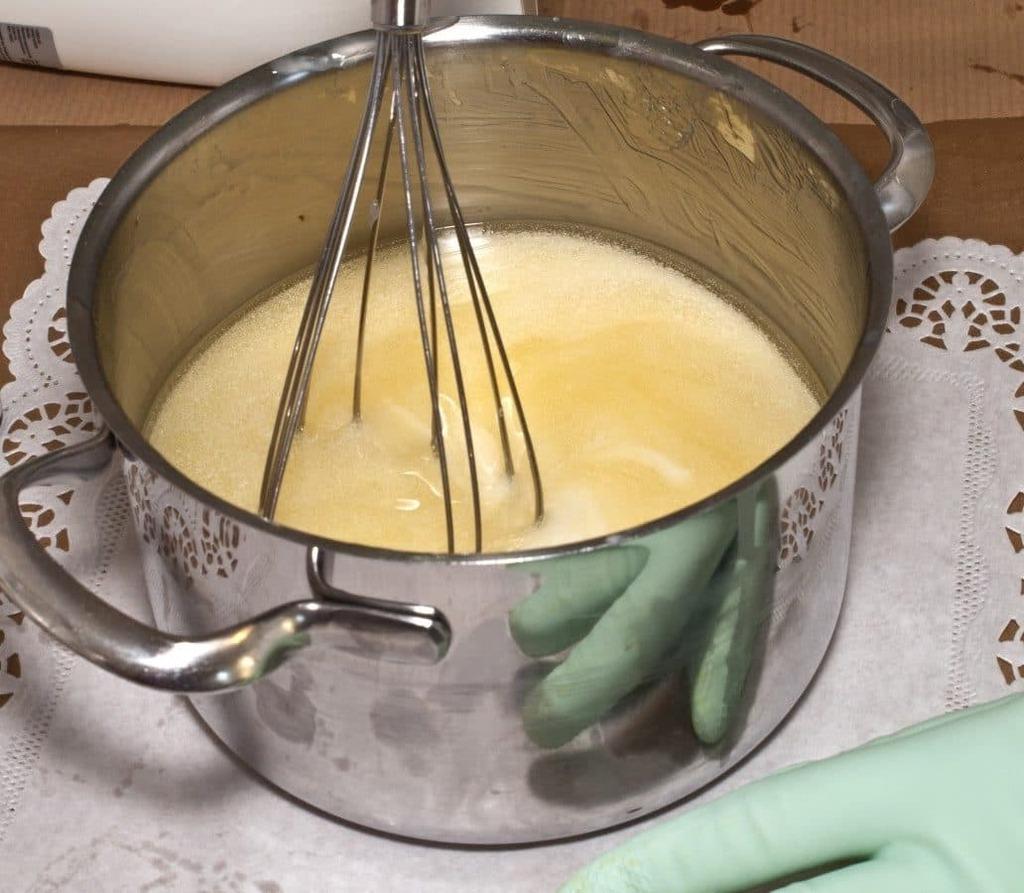 liquide vaisselle recette