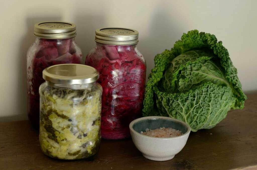 lacto-fermentation légumes